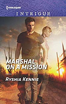 Marshal on a Mission by Ryshia Kennie (cover)