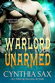 Warlord Unarmed by Cynthia Sax (cover)
