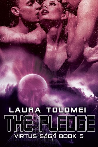 Cover - The Pledge (Virtus Book 5) by Laura Tolomei