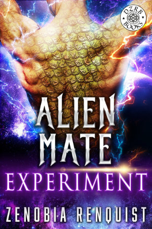 Cover: Alien Mate Experiment by Zenobia Renquist