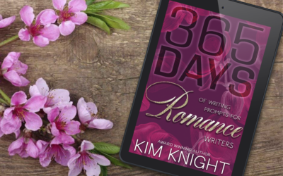 Are You A Writer?: 365 Days of Writing Prompts for Romance Writers by Kim Knight