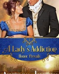 AUTHOR Angelina Jameson – A Lady's Addiction