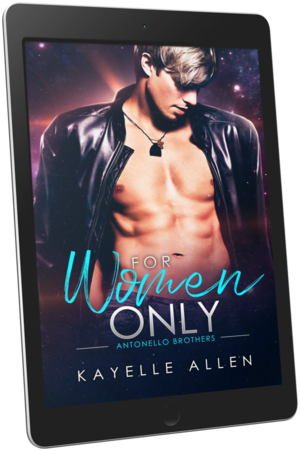 Could her diplomatic immunity save his brother? Excerpt: For Women Only #SciFi #Romance