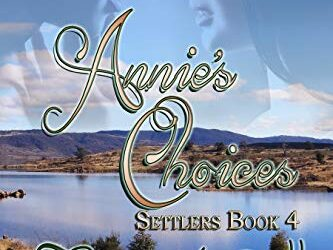 Book Brew First Kiss: Annie's Choices by Tricia McGill