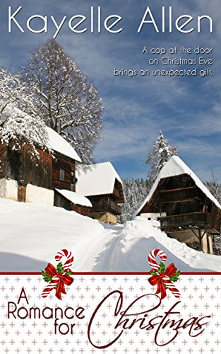 Cover: A Romance for Christmas by Kayelle Allen