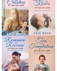 AUTHOR Kris Bock – The Furrever Friends Sweet Romance