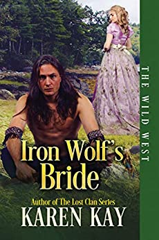 Cover - Iron Wolf's Bride by Karen Kay