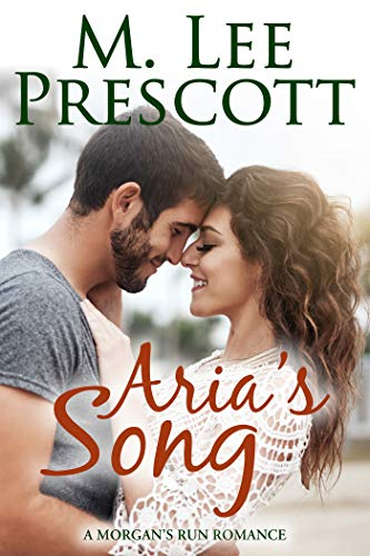 Cover - Aria's Song by M. Lee Prescott