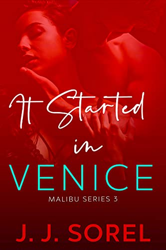 Cover - It Started in Venice by J.J. Sorel