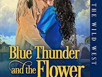 Book Brew First Kiss: Blue Thunder and the Flower by Karen Kay