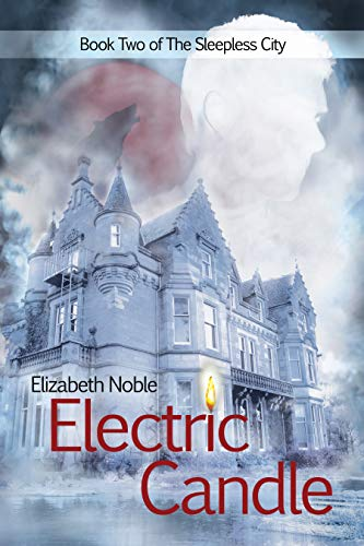 Cover - Electric Candle by Elizabeth Noble