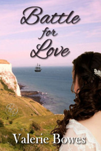 Battle for Love by Valerie Bowes