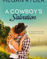 A Cowboy's Salvation by Megan Ryder