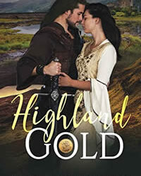 Highland Gold by Barbara B. Magoon