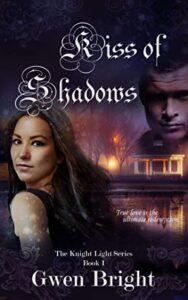 Kiss of Shadows by Gwen Bright